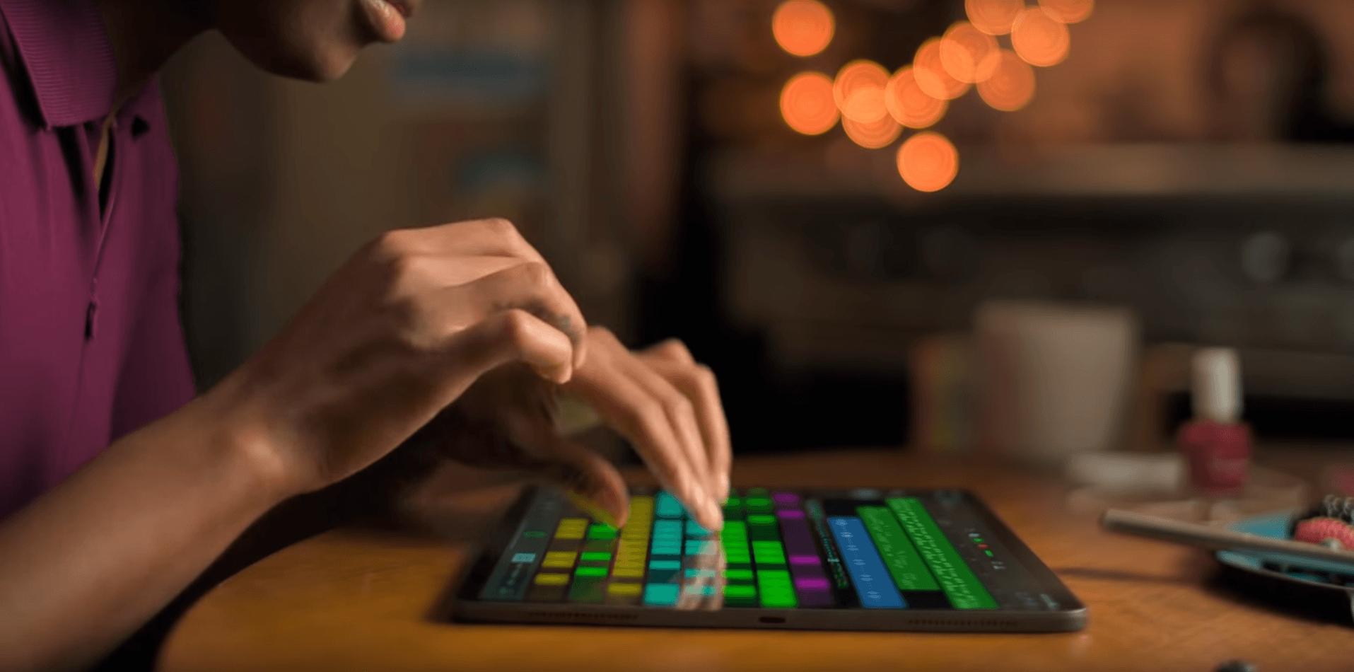 Audio iPad Pro